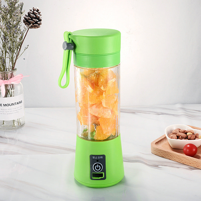 Portable Mini Charging Multi-function Household Electric Juicer