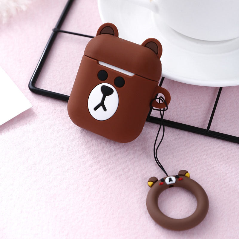 Airpods 1/2 Headphone Case Cover(BUY 1 GET 2ND 10% OFF)