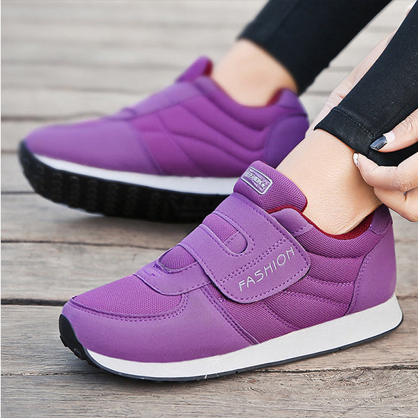 Breathable Mesh Casual Comfortable Lightweight Non-slip Walking Shoes