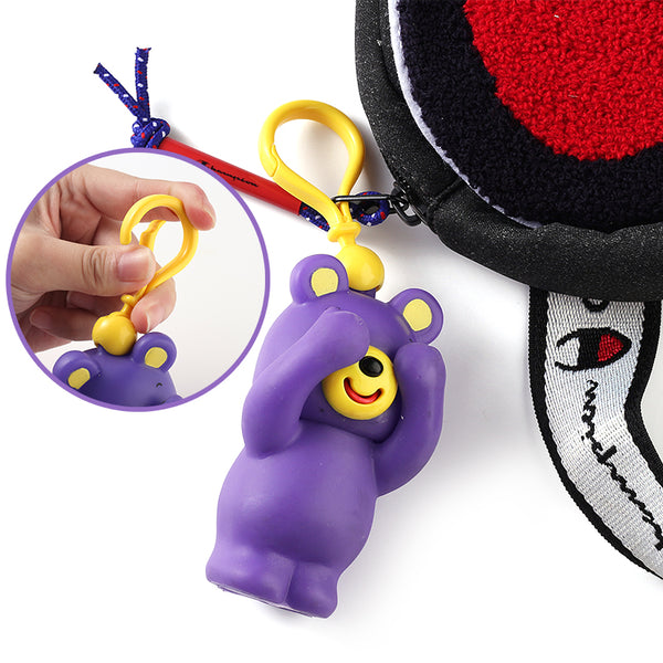 Tongue Doll Pendant Christmas Funny Sound Decompression Vent Toy