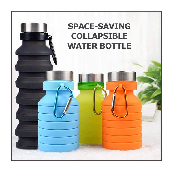 Space-Saving Collapsible Creative Water Bottle
