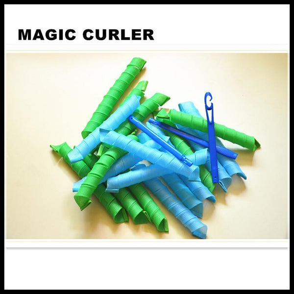 18pcs/set Hair Magic Curler Natural Curler Hair Culer(BUY 1 GET 2ND 10% OFF)