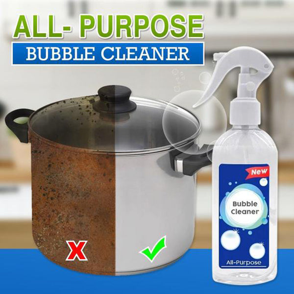 Kitchen Oil Stain All-Purpose Bubble Cleaner(BUY 1 GET 2ND 10% OFF)