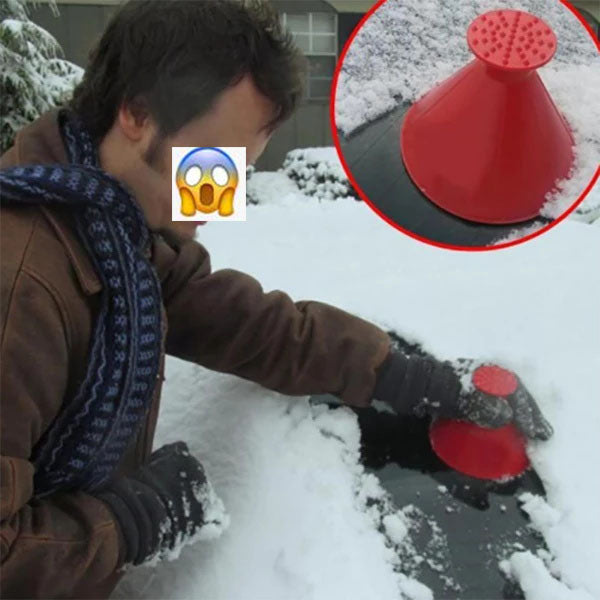 Multifunctional Automotive Glass Snow Remover Car Ice Scraper(BUY 1 GET 2ND 10% OFF)