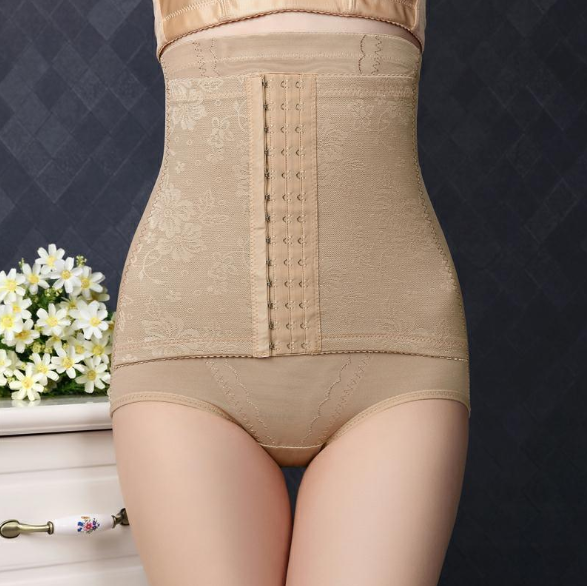 High-waisted Buckle Body Shaping Women's Plus Size Underpants(BUY 1 GET 2ND 10% OFF)