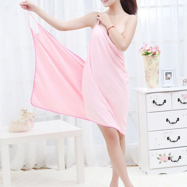 Multifunctional Summer Wearable Strap Shower Towel(BUY 1 GET 2ND 10% OFF)