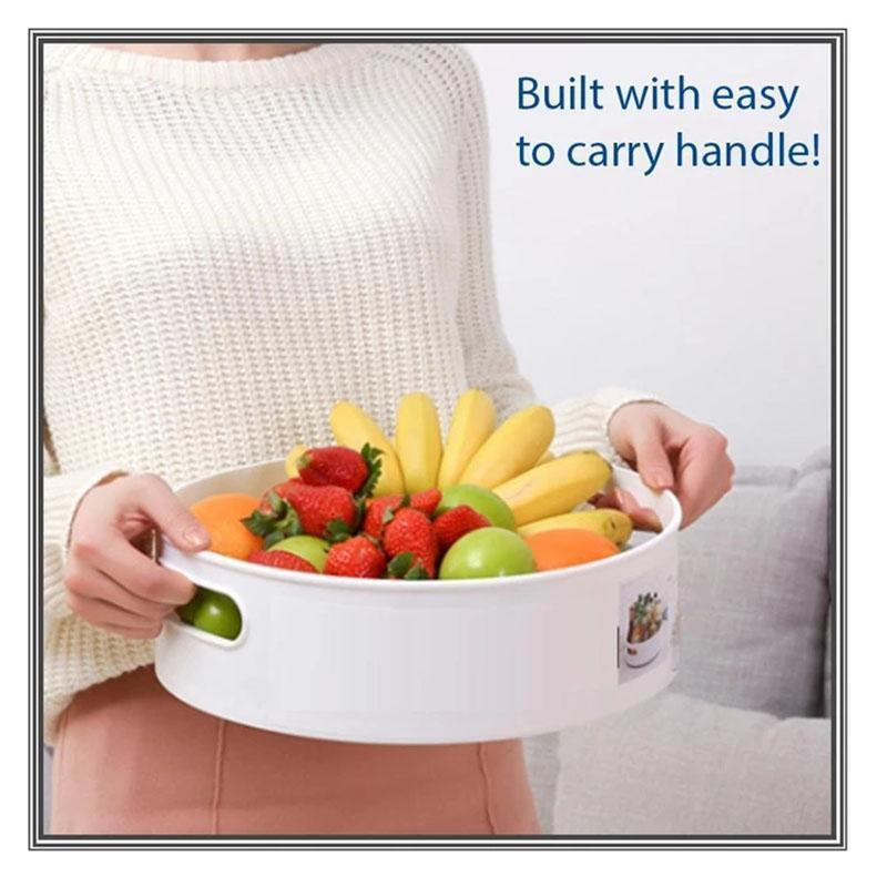 Non-Skid Rotating Storage Container(BUY 1 GET 2ND 10% OFF)