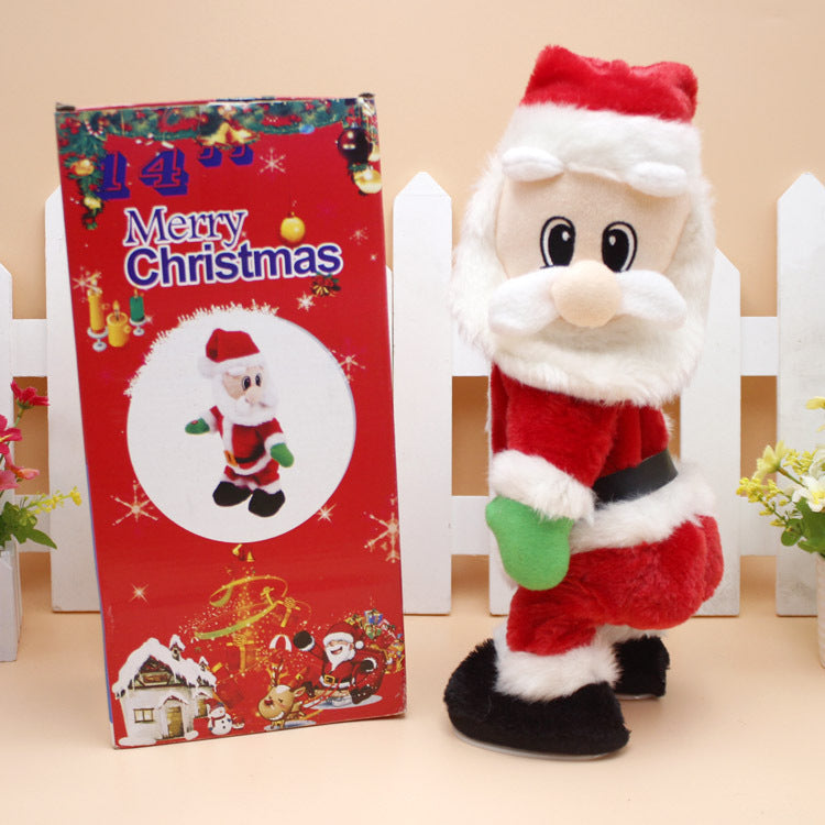 Twerking Santa Claus Christmas Gift Music Doll(BUY 1 GET 2ND 10% OFF)