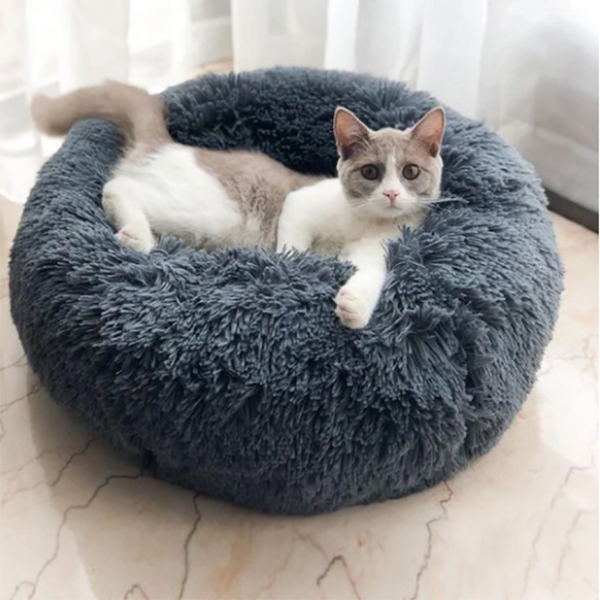 Comfy Calming High Stretch Soft Pet Dog Bed Cat House(BUY 1 GET 2ND 10% OFF)