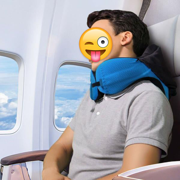 Travel U-shaped Neck Pillow(BUY 1 GET 2ND 10% OFF)