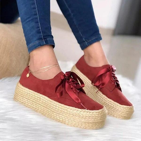 Women's Plus Size Autumn Winter Wedges
