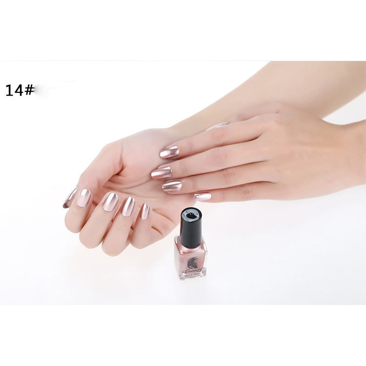 Metallic Mirror Nail Polish(BUY 1 GET 2ND 10% OFF)