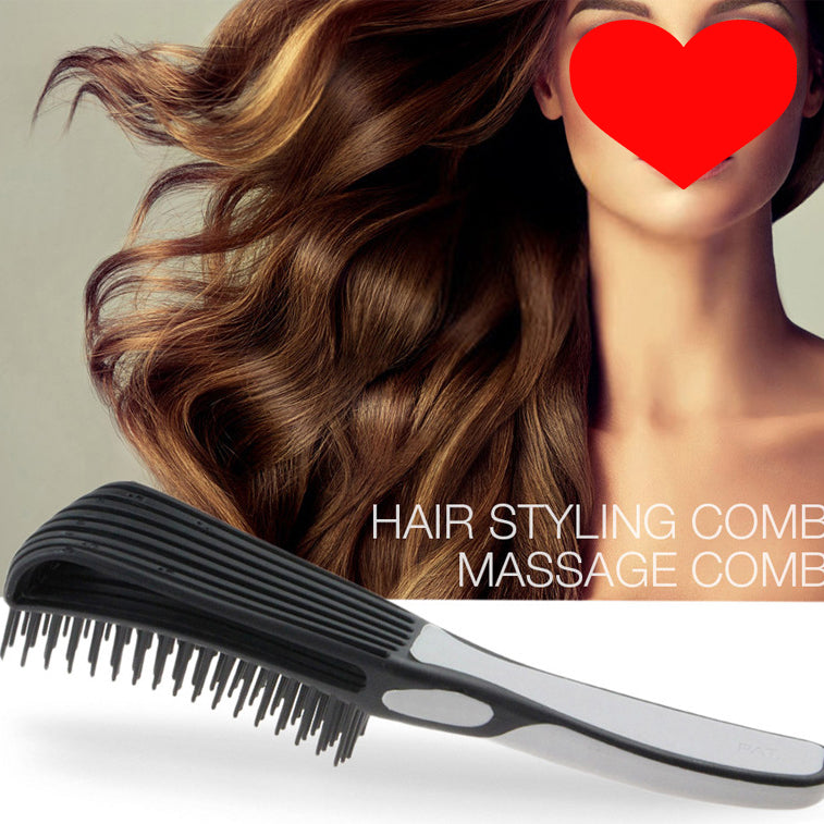 Massage Eight-jaw Comb Hair Brush(BUY 1 GET 2ND 10% OFF)