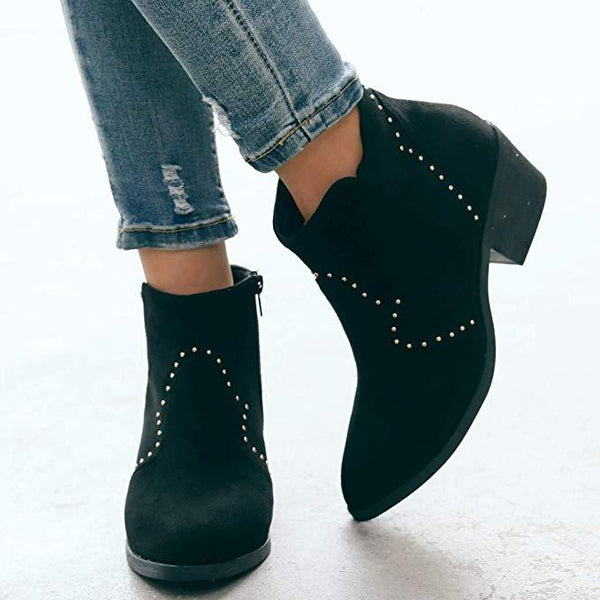 Winter Women's Plus Size Boots