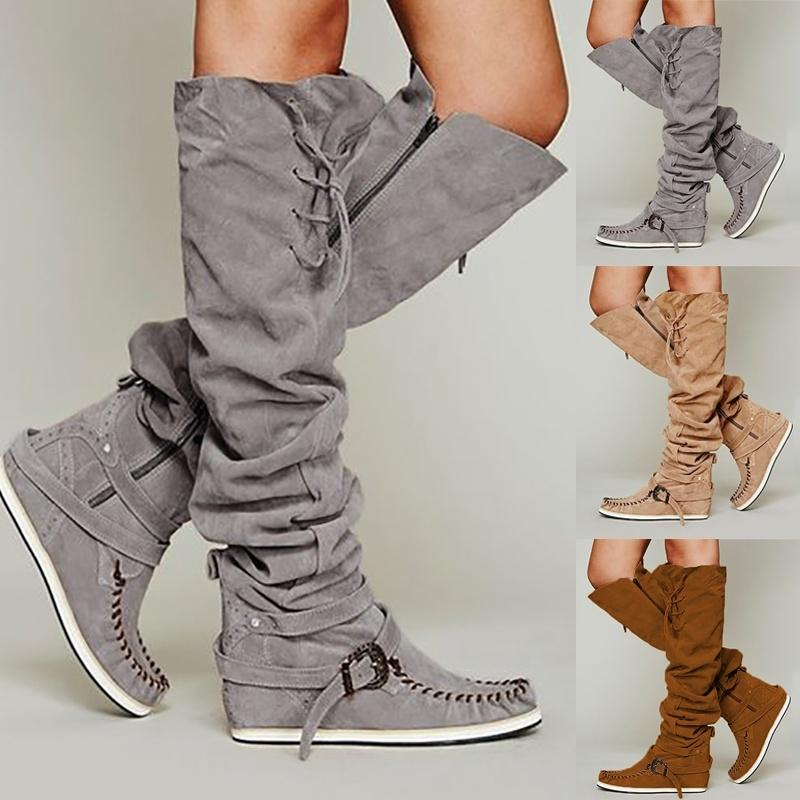 Women's Fashion Knee High Boots