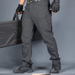 Men's Plus Size Autumn Waterproof Tactical Pants(Buy 1 Get 2nd 10% OFF)