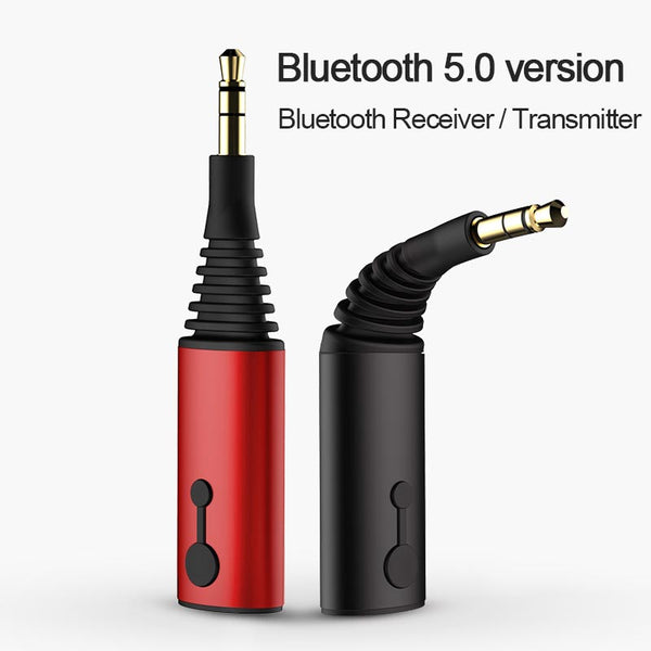 Headphone Bluetooth 5.0 Receiver Transmitter Wireless Adapter (BUY 1 GET 2ND 10% OFF)