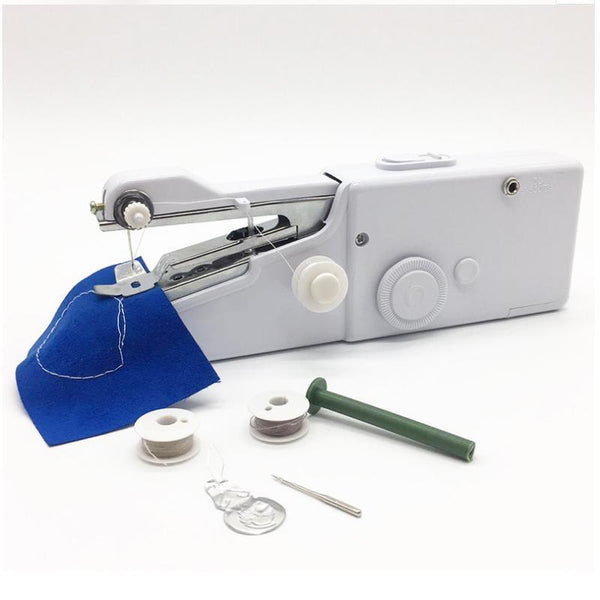 Mini Handheld Manual Sewing Machine Quick Stitch DIY Tool