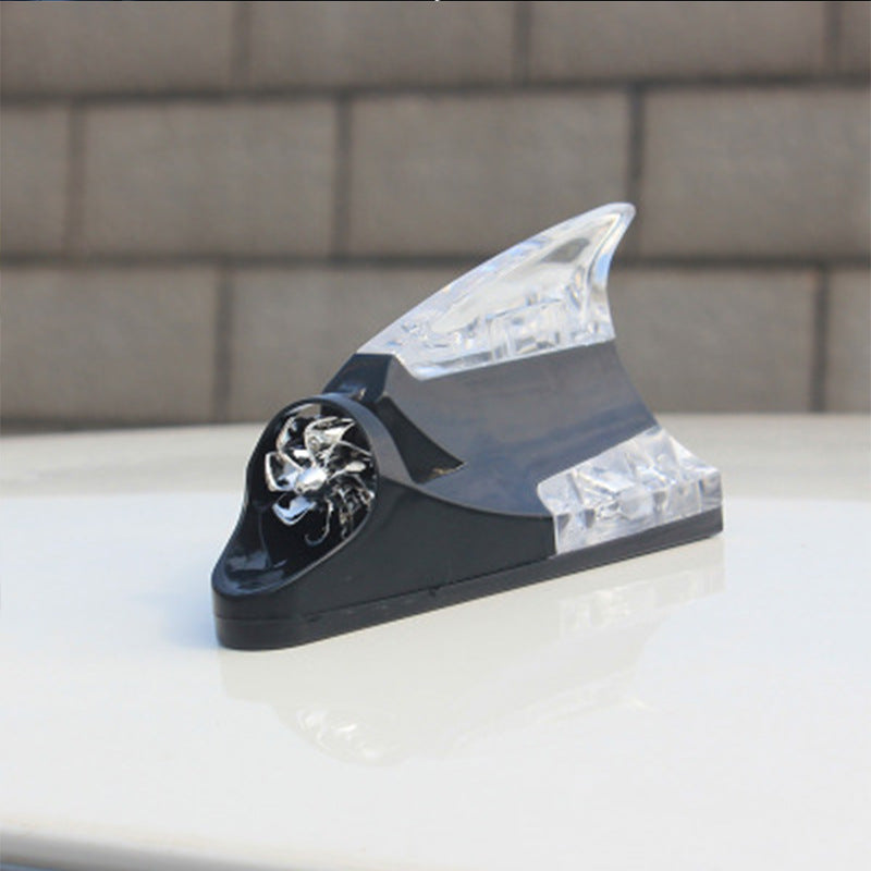 Wind-Powered Car Fin Warning Light(BUY 1 GET 2ND 10% OFF)