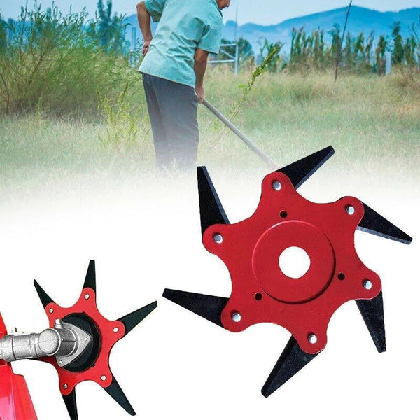 Lawn Trimmer Cutters Mowing Head Tool