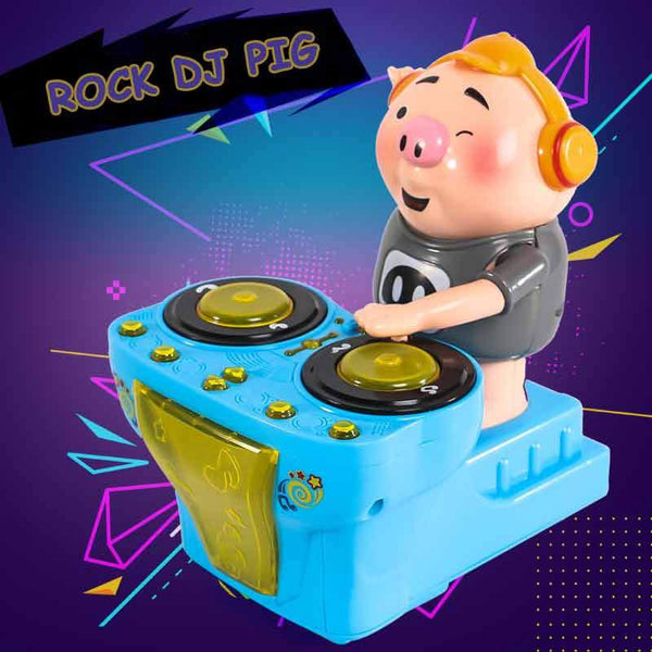 DJ Music Electric Toy Pig(BUY 1 GET 2ND 10% OFF)