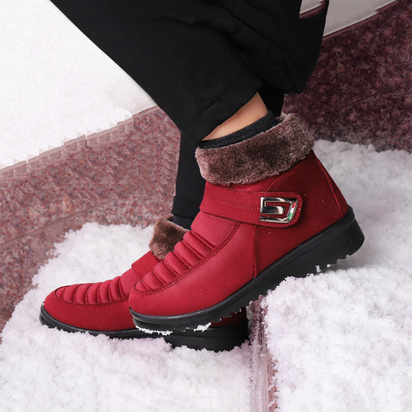 Plus Size Women's Winter Warm Shoes Boots(BUY 1 GET 2ND 10% OFF)