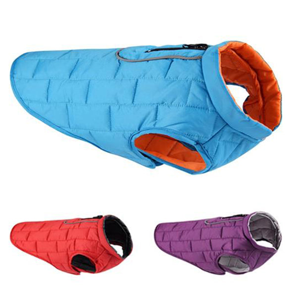 Plus Size Winter Pet Dog Coat Vest Jacket (BUY 1 GET 2ND 10% OFF)
