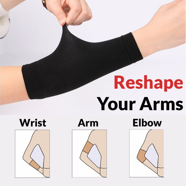 2 Pairs Arm Shaping Sleeves(BUY 1 GET 2ND 10% OFF)