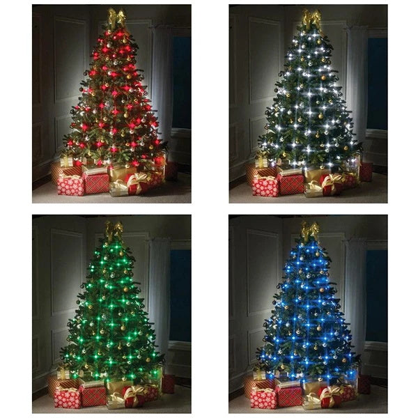 Christmas Tree Decoration String LED Holiday Lights(BUY 1 GET 2ND 10% OFF)