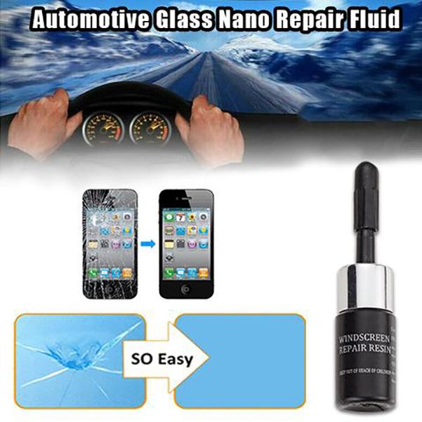 Automotive Glass Nano Repair Fluid(BUY 1 GET 2ND 10% OFF)