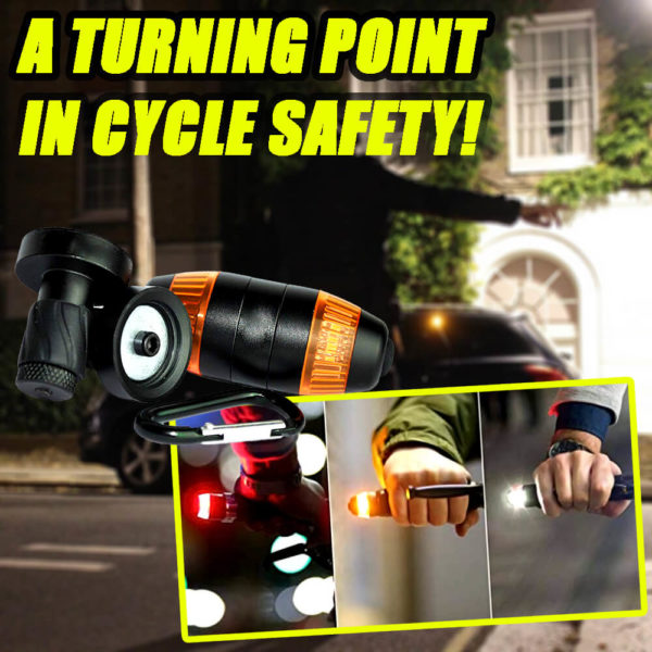 1 Pair Bicycle Handlebar Light(BUY 1 GET 2ND 10% OFF)