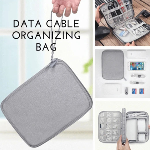 Cable Organizing Bag