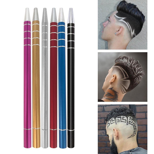 Hairstyle Engraved Blades Professional Trimmers Hair Styling Shaver Pen