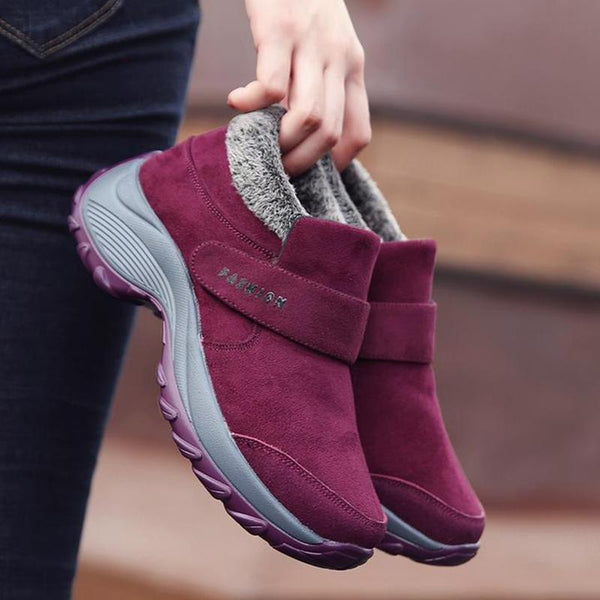Fashion Warm Comfortable Non-Slip Boots(BUY 1 GET 2ND 10% OFF)