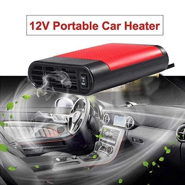 Efficient Portable 12V/24V Car Heater(BUY 1 GET 2ND 10% OFF)