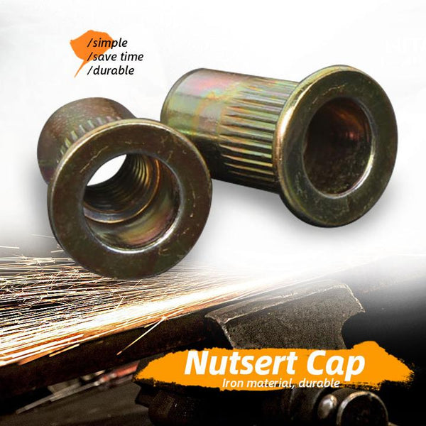 Rivet Nut Gun Pull Nutsert Cap(BUY 1 GET 2ND 10% OFF)