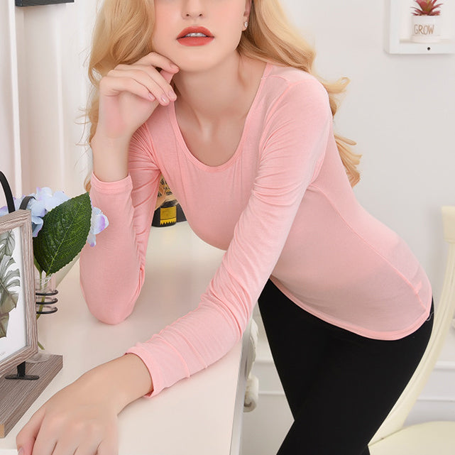 Women's Long Sleeve Winter Thermal Innerwear Top(BUY 1 GET 2ND 10% OFF)