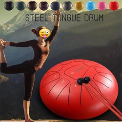 Children's 6-inch Ethereal Tongue Drum(BUY 1 GET 2ND 10% OFF)