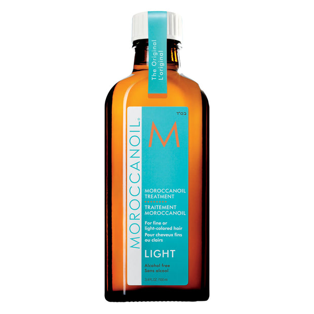 Moroccanoil hiusöljy light