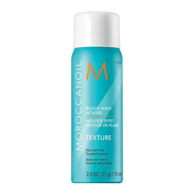 MOROCCANOIL Beach Wave Texture Mousse 75 ml
