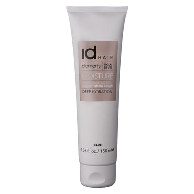 IdHAIR Elements Xclusive Moisture Leave in Conditioning Cream 150 ml