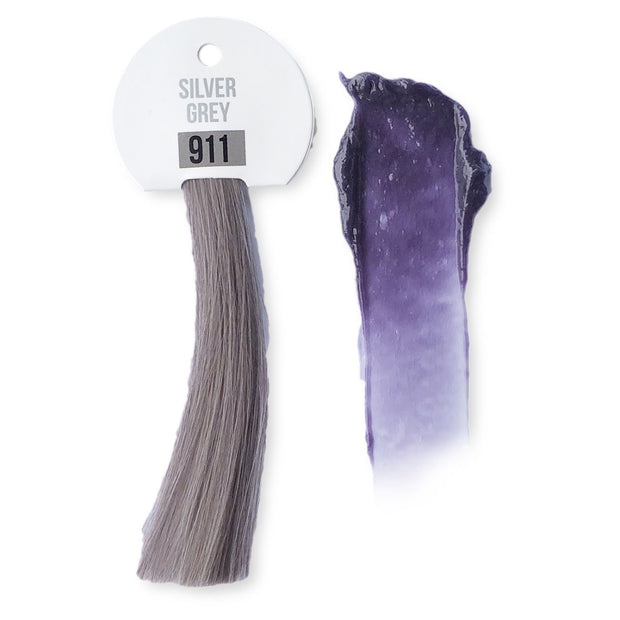 IdHAIR Colour Bomb, 911 Silver Grey 250 ml