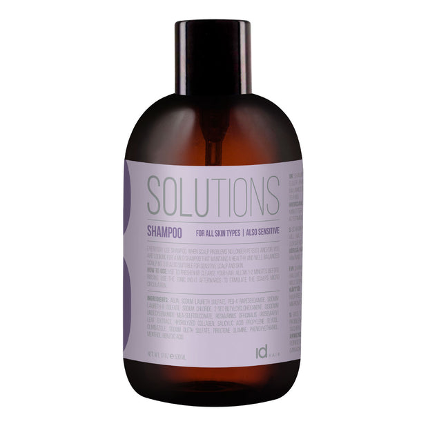 IdHAIR SOLUTIONS NO.3 - All Skin Types Shampoo 100 ml