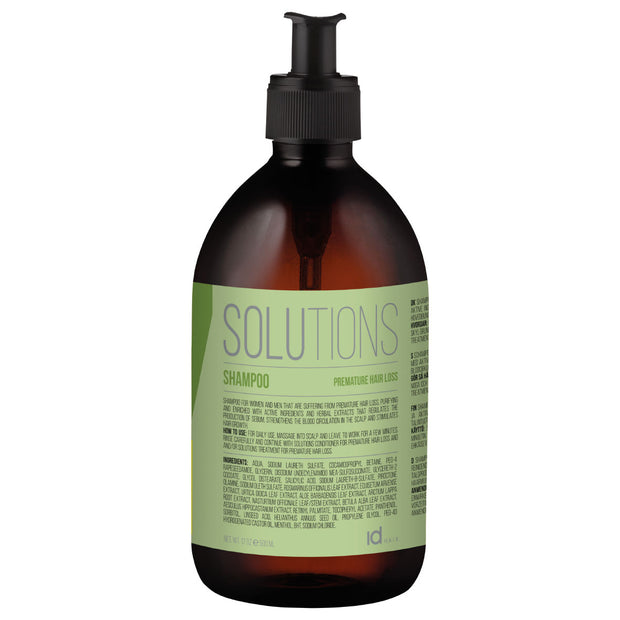 IdHAIR SOLUTIONS NO. 7.1 - Shampoo 500ml