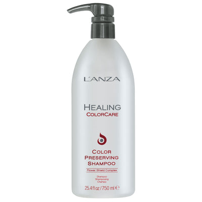 LANZA Healing ColorCare Color-Preserving Shampoo 750 ml