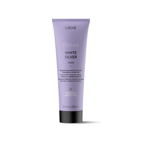 Lakme TEKNIA White Silver Mask 250 ml