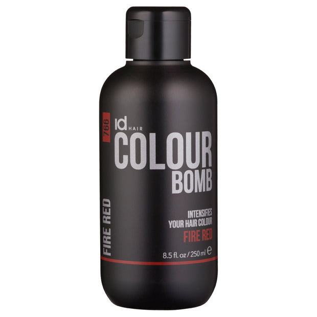 IdHAIR Colour Bomb, 766 Fire Red 250 ml