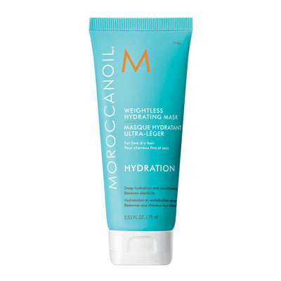 MOROCCANOIL Weightless Hydrating Mask - Painoton kosteusnaamio 75 ml