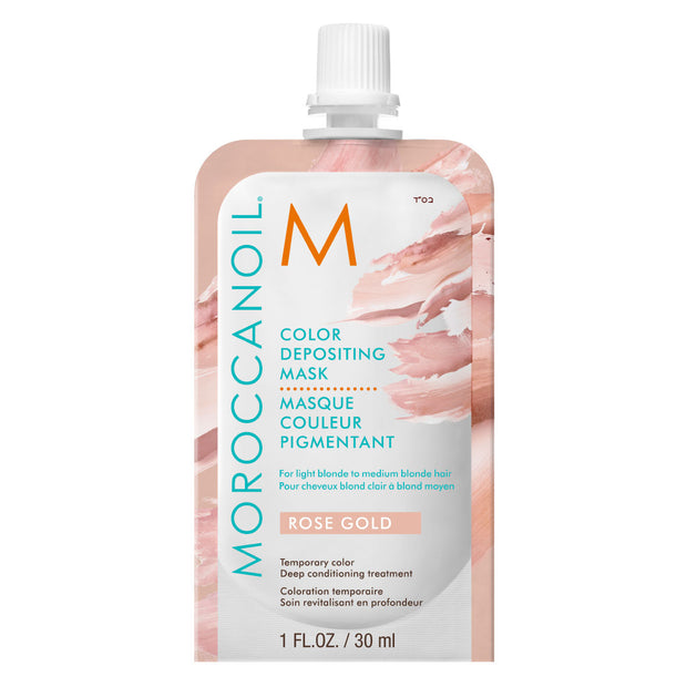 MOROCCANOIL Color Depositing Mask Rose Gold 30 ml
