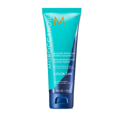 MOROCCANOIL Blonde Perfecting Purple shampoo 70 ml